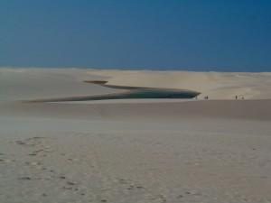 Dunes du parc national des Lençóis Maranhenses