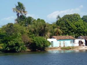 Rio Preguiso